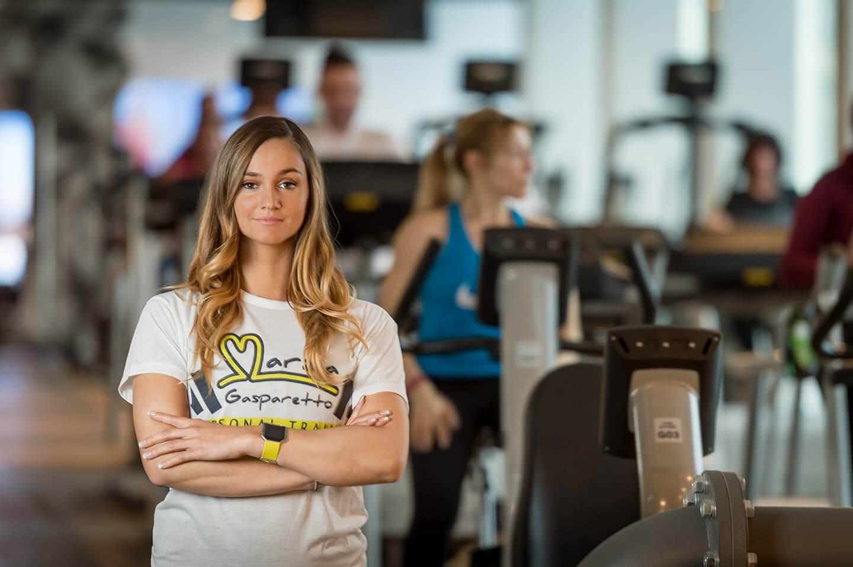 Marzia Gasparetto, la tua personal trainer